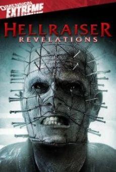 Hellraiser: Revelations online