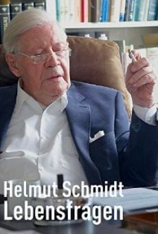 Helmut Schmidt - Lebensfragen on-line gratuito