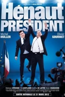 Ver película Presidente de Hénaut