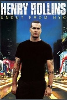 Película: Henry Rollins: Uncut from NYC