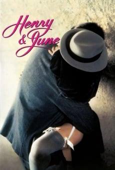 Ver película Henry y June