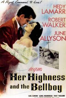 Ver película Her Highness and the Bellboy