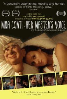 Her Master's Voice on-line gratuito