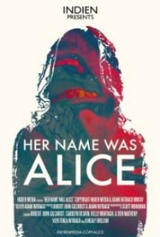 Ver película Her Name Was Alice