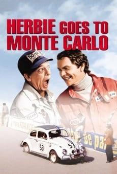 Ver película Herbie en el Gran Prix de Montecarlo
