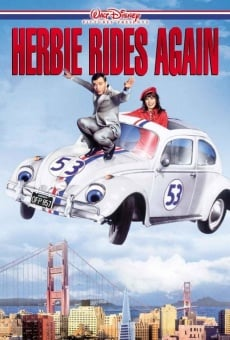 Herbie Rides Again online gratis