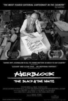 Herblock: The Black & the White online