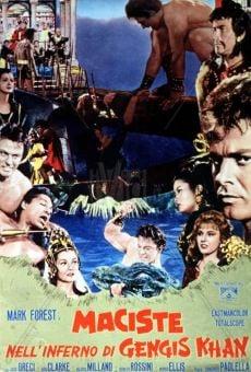 Ver película Hércules contra los bárbaros