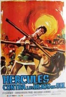 Ver película Hércules contra los hijos del Sol