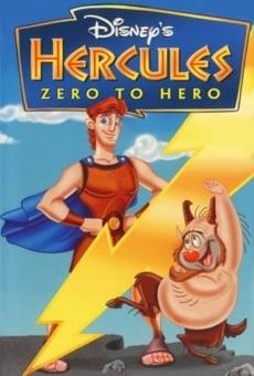 Hércules, de cero a héroe online