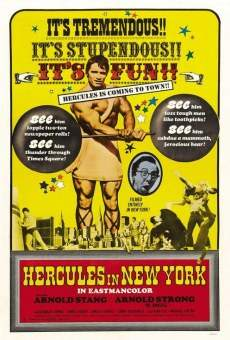 Hercules in New York on-line gratuito