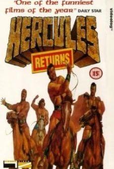 Ver película Hercules Returns