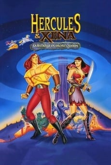 Hercule et Xena: La bataille du mont Olympe