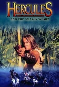 Ver película Hércules y las amazonas