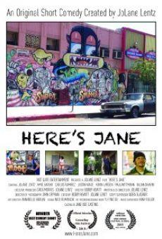 Ver película Here's Jane