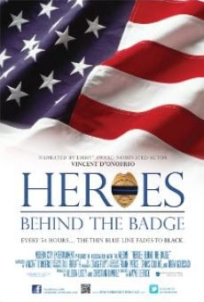 Ver película Heroes Behind the Badge
