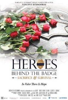 Watch Heroes Behind the Badge: Sacrifice & Survival online stream