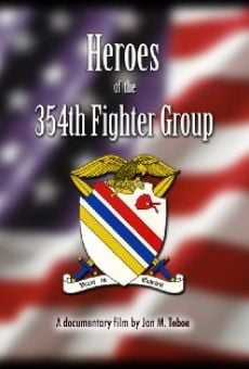 Ver película Heroes of the 354th Fighter Group
