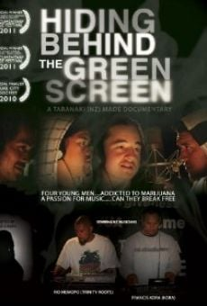 Película: Hiding Behind the Green Screen