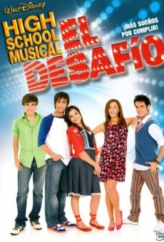 High School Musical, el desafio on-line gratuito