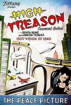 Ver película High Treason