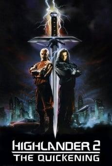 Ver película Highlander II: el inmortal