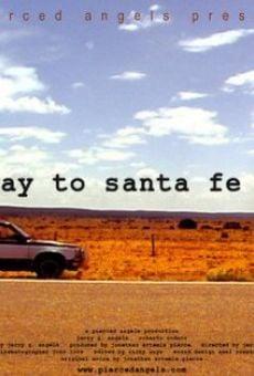 Highway to Santa Fe on-line gratuito