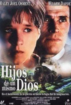 Ver película Hijos de un mismo Dios