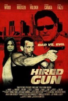 Ver película Hired Gun