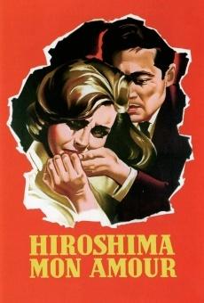 Ver película Hiroshima mon amour