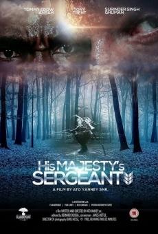 Ver película His Majesty's Sergeant