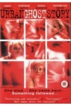 Ver película Historia de fantasmas urbana
