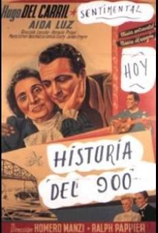 Historia del 900 on-line gratuito