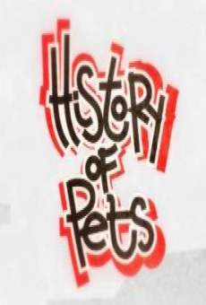History of Pets