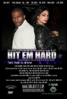 Watch Hit Em Hard, the Story of Zaina Juliette online stream