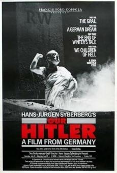 Hitler, un film d'Allemagne en ligne gratuit