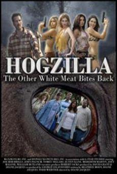 Ver película Hogzilla