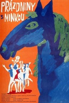 Prázdniny s Minkou en ligne gratuit