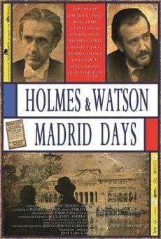 Ver película Holmes & Watson. Madrid Days