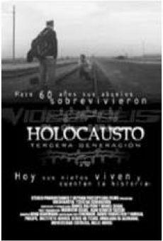 Ver película Holocausto: Tercera generación