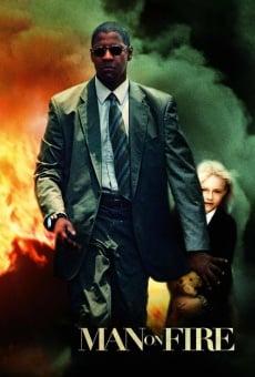 Ver película Hombre en llamas