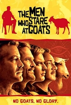 The Men Who Stare at Goats on-line gratuito