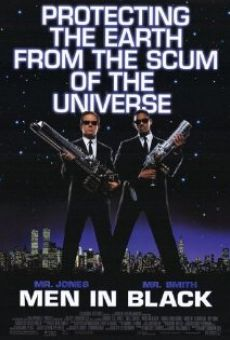 Ver película Hombres de negro