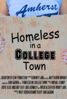 Homeless in a College Town