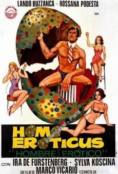 Ver película Homo Eroticus