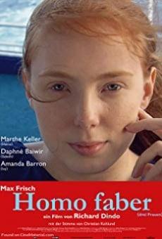 Ver película Homo Faber (Trois Femmes)