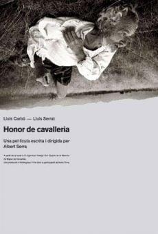 Honor de cavalleria