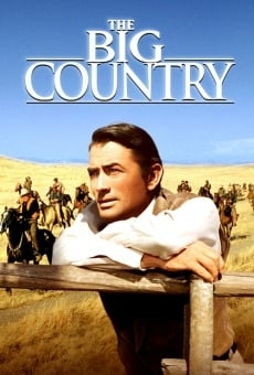 The Big Country on-line gratuito