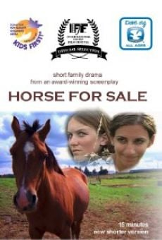 Película: Horse for Sale