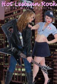 Hot Lesbian Rock